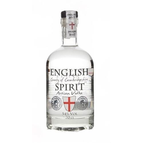 English Spirit Vodka 54% vol 70cl Image 1