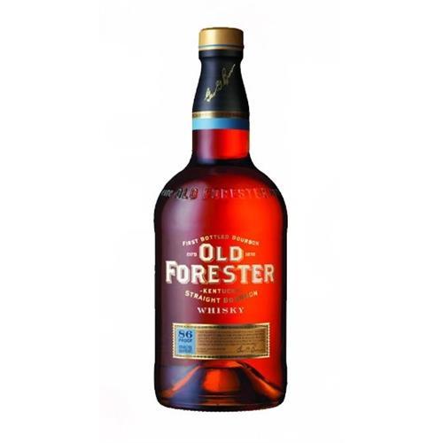 Old Forester Bourbon 43% 100cl Image 1