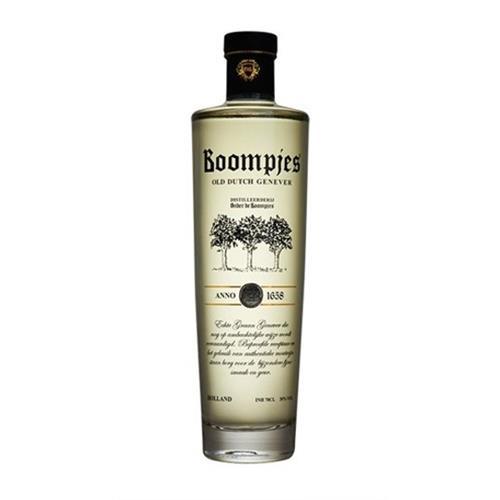 Boompjes Old Dutch Genever 38% 70cl Image 1