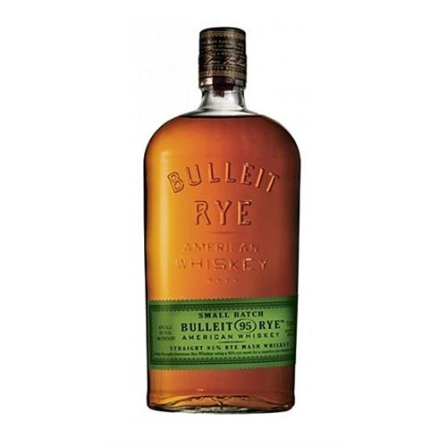 Bulleit 95 Rye Whiskey 45% 70cl Image 1