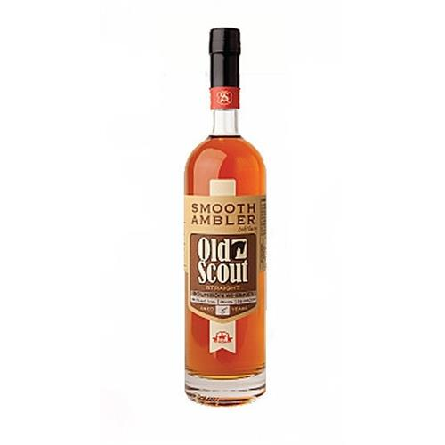 Smooth Ambler 7 years old Bourbon Old Scout 49.5% 75cl Image 1