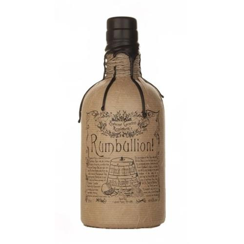 Rumbullion Spiced Rum 42.6% 70cl Image 1