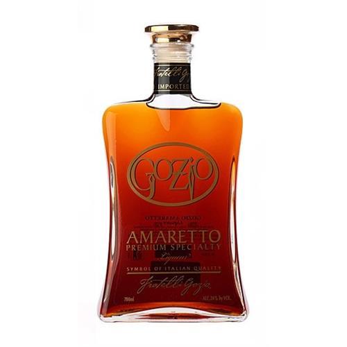 Gozio Amaretto 24% 70cl Image 1