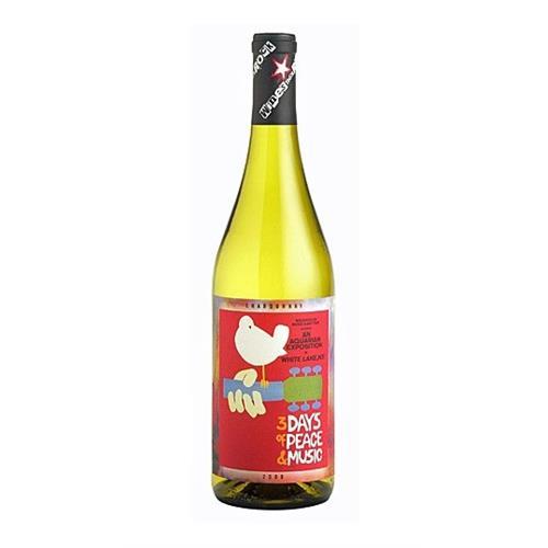 Woodstock Chardonnay 2011 Wines That Rock 75cl Image 1