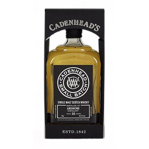 Ardmore 16 years old 55.2% vol Cadenhead Small Batch 70cl Image 1