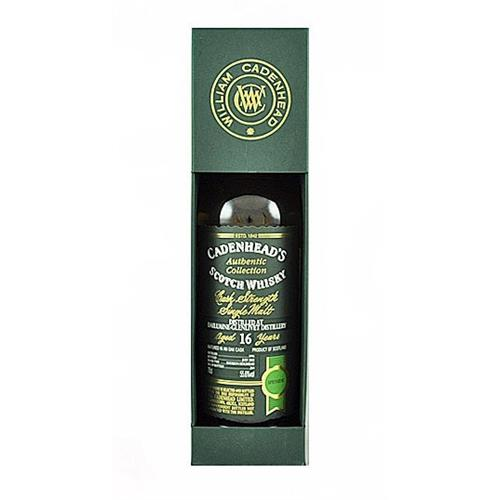 Dailuaine Glenlivet 16 years old Cadenheads 55.6% 70cl Image 1