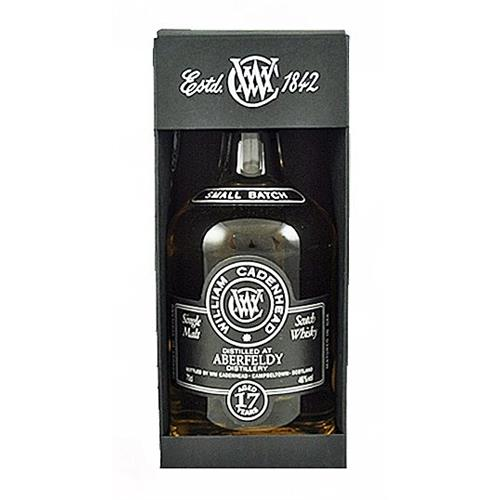 Aberfeldy 1996 17 years old Cadenheads 46% 70cl Image 1