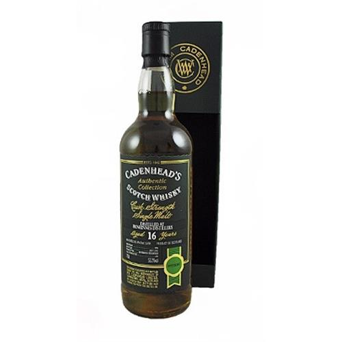 Benrinnes 16 years old Cadenheads 53.2% 70cl Image 1