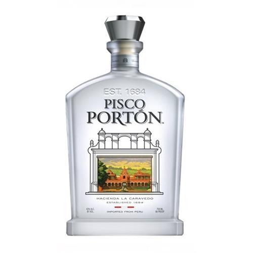 Pisco Porton 43% 70cl Image 1