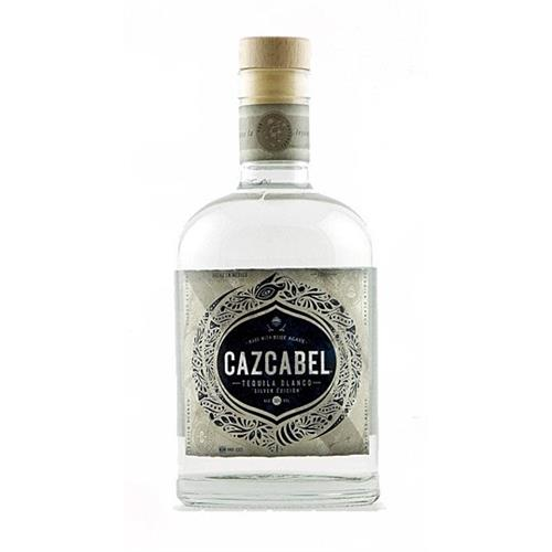 Cazcabel Tequila Blanco 38% 70cl Image 1