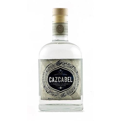 Cazcabel Tequila Blanco 38% 70cl Image 1