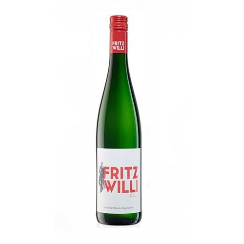 Fritz Willi Riesling 2018 75cl Image 1