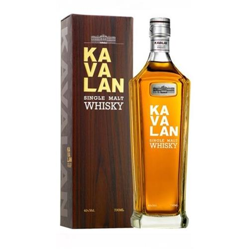 Kavalan Single Malt Whisky 40% 70cl Image 1