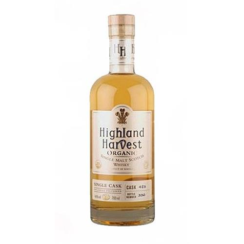 Highland Harvest Single Malt Organic 46% 70cl Image 1