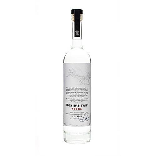 Koniks Tail Vodka 40% 70cl Image 1