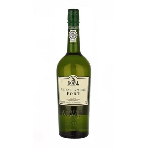 Noval Extra Dry White Port 19.5% 75cl Image 1