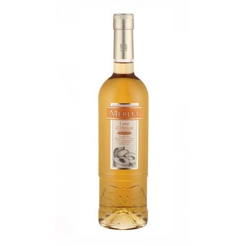Merlet Lune d'Abricot (Apricot Brandy) 25% 70cl Image 1