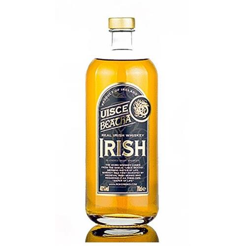 Uisce Beatha Irish Whiskey 40% 70cl Image 1