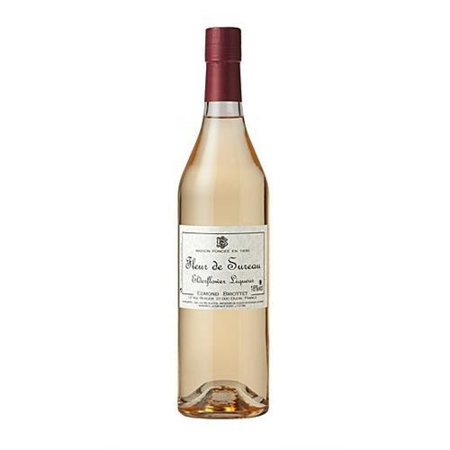 Fleur de Sureau (Elderflower) Liqueur Edmond Briottet 18% 70cl Image 1