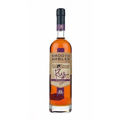 Smooth Ambler Old Scout Rye 49.5% 7 years old Image 1