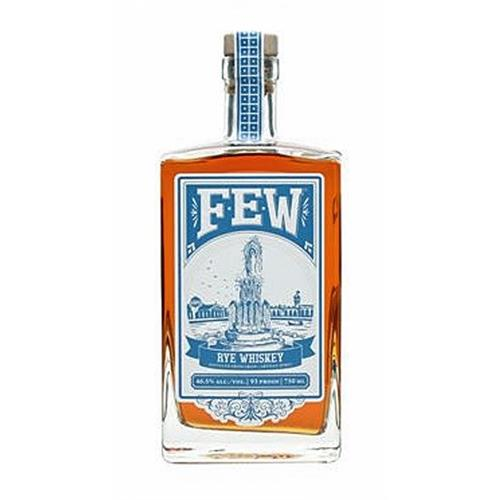 Few Rye Whiskey 46.5% 70cl Image 1