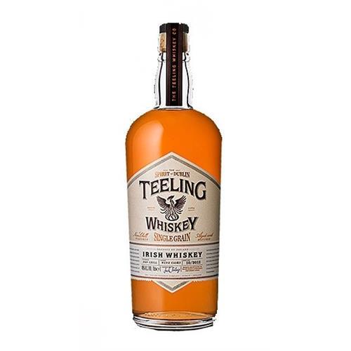 Teeling Single Grain Whiskey 46% 70cl Image 1