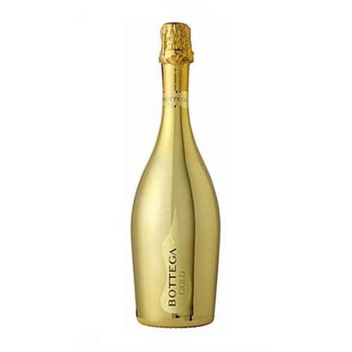Bottega Gold Prosecco Vino Spumante Brut 75cl Image 1