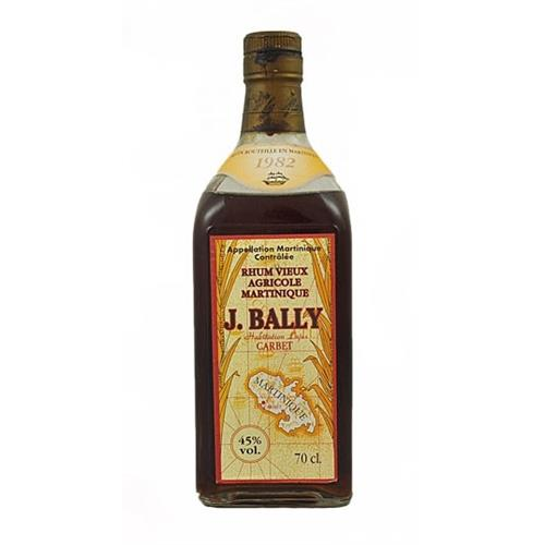 J Bally 1982 Rhum 45% 70cl Image 1