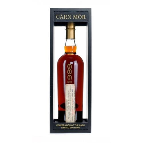 North British 1989 Carn Mor Celebration of the Cask 56.3% 70cl Image 1