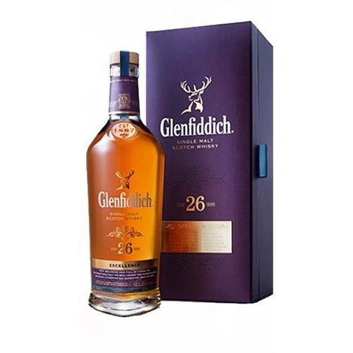 Glenfiddich Excellence 26 Year Old 70cl Image 1