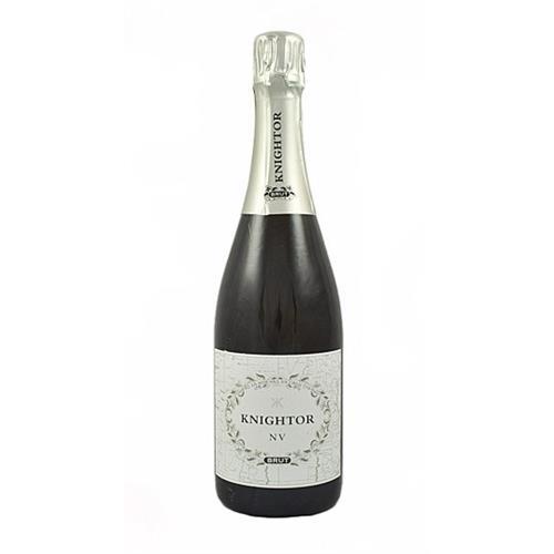 Knightor NV Brut Sparkling Wine 75cl Image 1