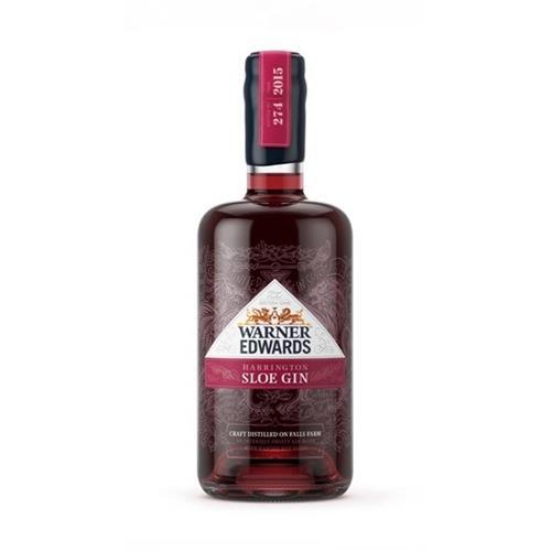 Warner Edwards Harrington Sloe Gin 30% 70cl Image 1
