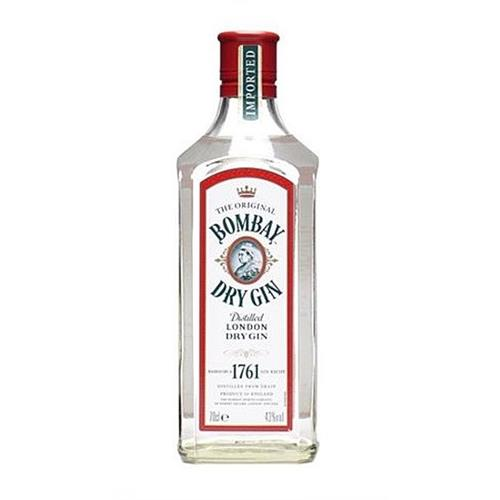 Bombay London Dry Gin 40% 70cl Image 1