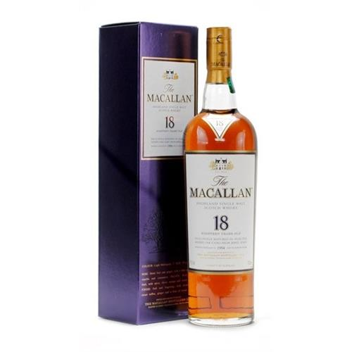 Macallan 18 years old 1996 43% 70cl Image 1