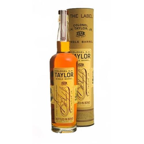 EH Taylor Single Barrel Bourbon 50% 75cl Image 1