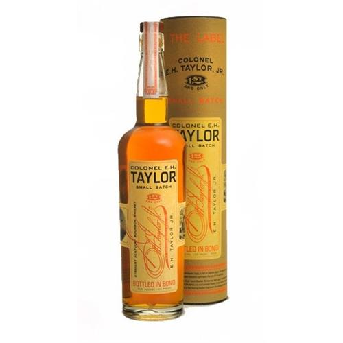 EH Taylor Small Batch Bourbon 50% 75cl Image 1