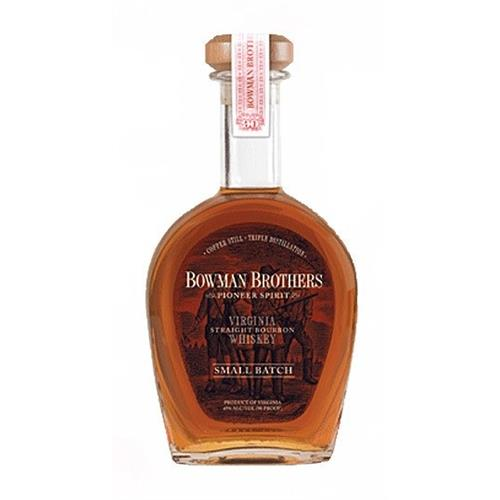 Bowman Brothers Small Batch 45% 75cl Image 1