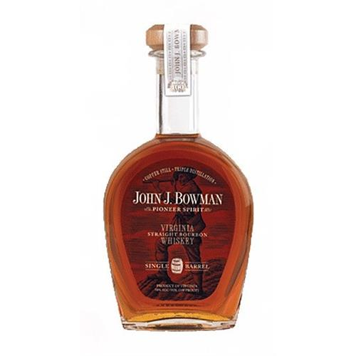 John J Bowman Single Barrel 50% 75cl Image 1