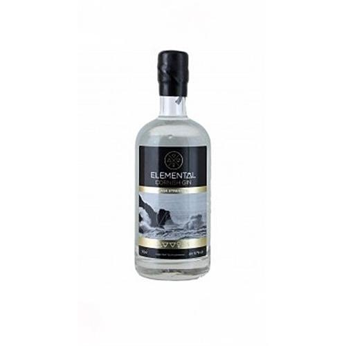 Elemental Cask Strength Gin Small Batch 57% 50cl Image 1