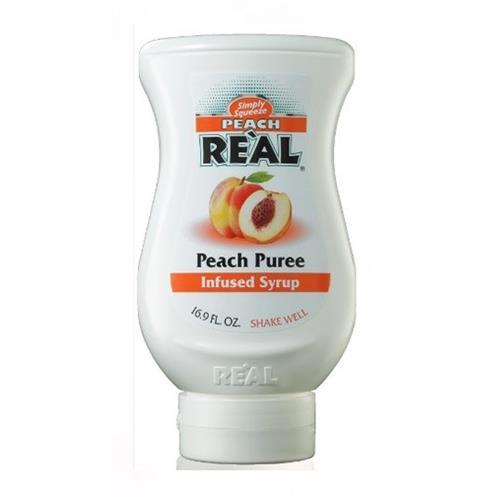Real Peach Puree 500ml Image 1