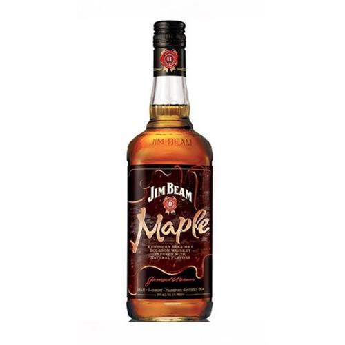 Jim Beam Maple Liqueur 35% 70cl Image 1