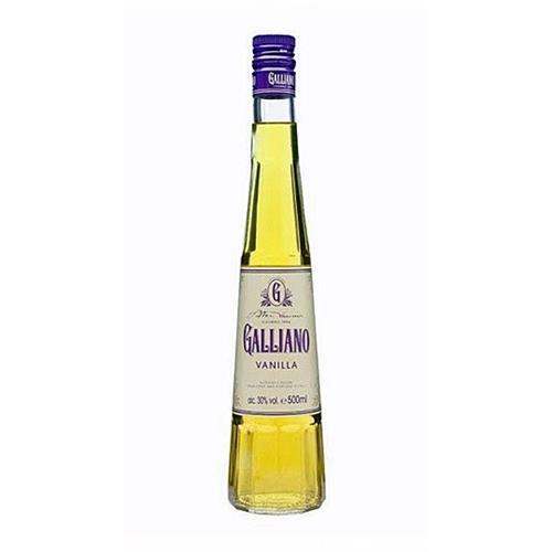 Galliano Vanilla Liqueur 30% 50cl Image 1