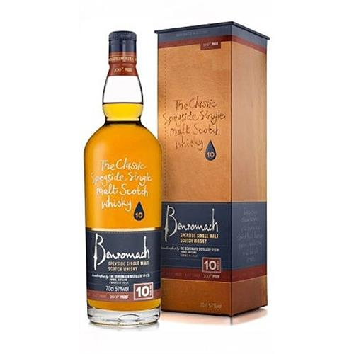 Benromach 10 years old 100 Proof 57% 70cl Image 1