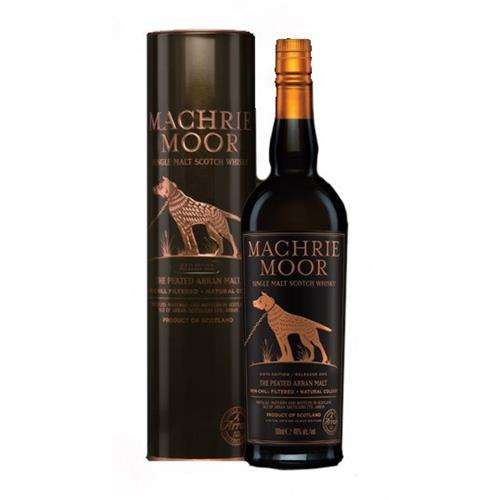 Arran Machrie Moor 5 Edition Released 2014 46% 70cl Image 1