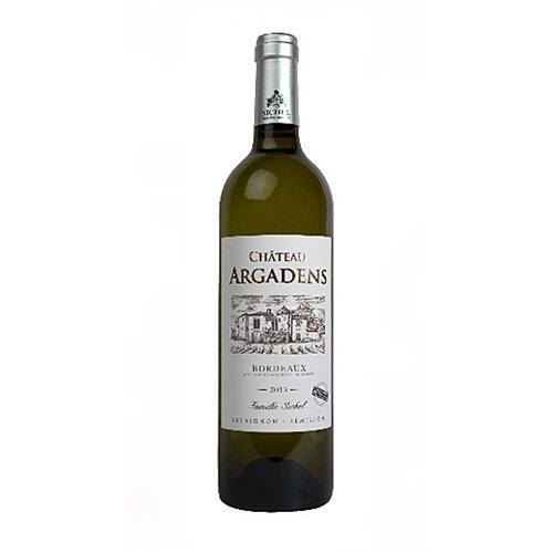Chateau Argadens Blanc 2014 75cl Image 1
