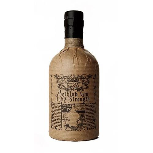 Bathtub Navy Strength Gin 57% 70cl Image 1
