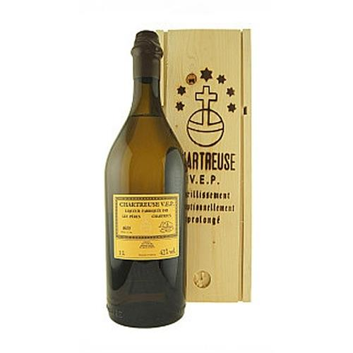 Chartreuse Yellow VEP 42% 100cl Image 1