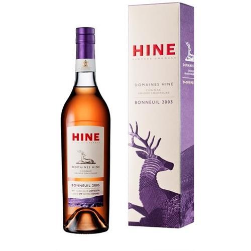 Hine Bonneuil 2005 Cognac 43% 70cl Image 1