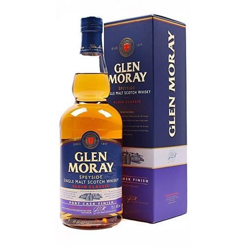 Glen Moray Port Cask Finish 40% 70cl Image 1