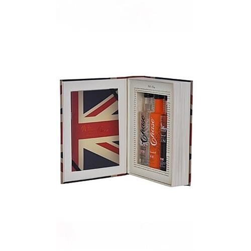 Chase Miniature Pack Union Jack Flag Book 3x5cl Image 1